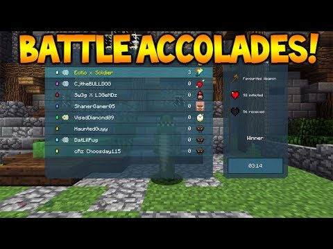 Minecraft Xbox – BATTLE MINI-GAME – W/ Subscribers Highest accolades (Console Edition)