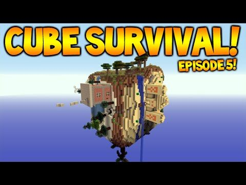 Minecraft Xbox | Cubed Survival | Trying Not To Die! Episode 5