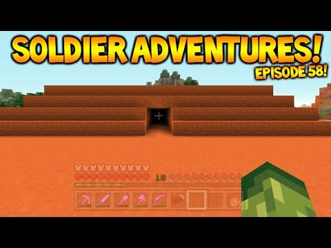 Minecraft Xbox – Soldier Adventures Season 2 – We Need Sand! Episode 58