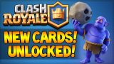 CLASH ROYALE | NEW CARDS UNLOCKED + LEVEL 10 UPGRADES!! (Clash Royale)