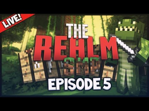 [LIVE] MCPE 0.15.0 REALMS SMP EPISODE 5 – Cave House Building! Minecraft PE (Pocket Edition)