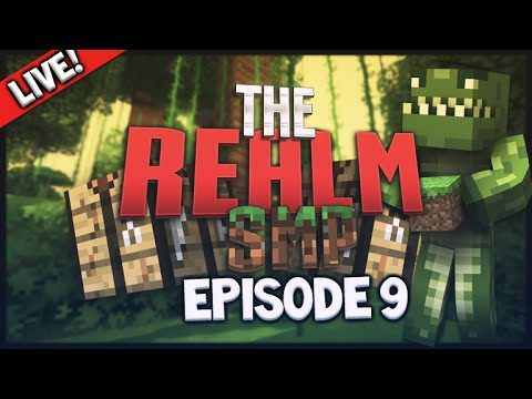 [LIVE] MCPE 0.15.2 REALMS SMP EPISODE 9 – The Enchanter Minecraft PE (Pocket Edition)