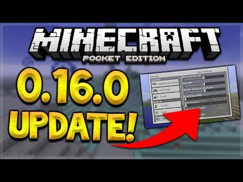 MCPE 0.16.0 FIRST FEATURES!! – Minecraft Pocket Edition 0.16.0 Ocean Monuments (Minecraft PE)