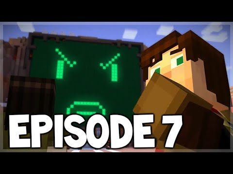 "Minecraft Story Mode – EPISODE 7 ""ACCESS DENIED"" The Rogue Computer"