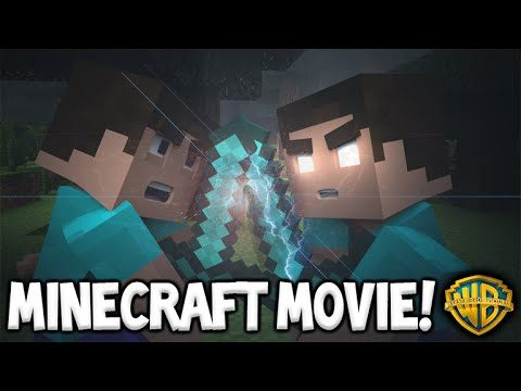 MINECRAFT THE MOVIE! – OFFICIAL RELEASE DATE + DAY! (Minecraft Movie)