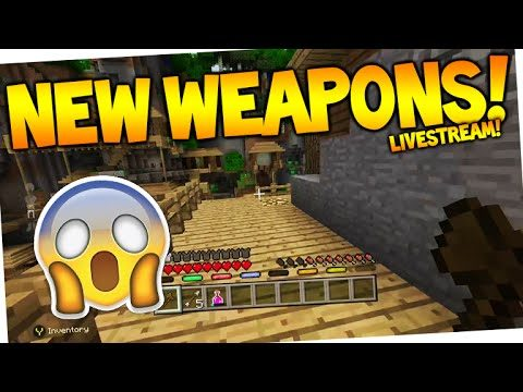 Minecraft Xbox – BATTLE MINI-GAME – New Update Changes (Console Edition)
