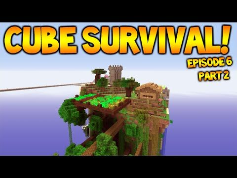 Minecraft Xbox | Cubed Survival | The Return Episode 6 (Part 2)