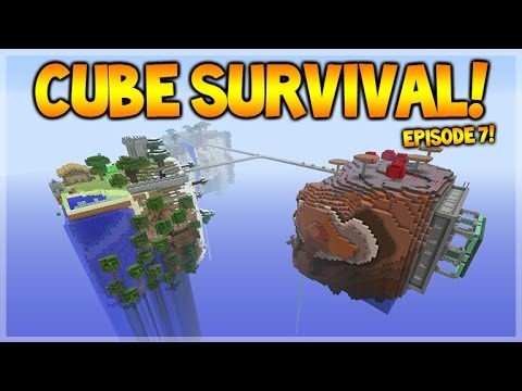 Minecraft Xbox | Cubed Survival | The Wither Battle! Episode 7