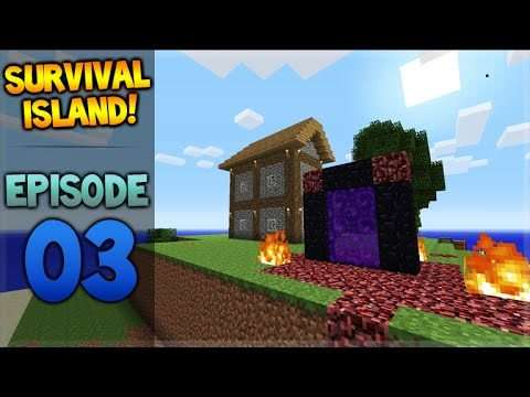 Minecraft Xbox – Survival Island – Another World Episode 3