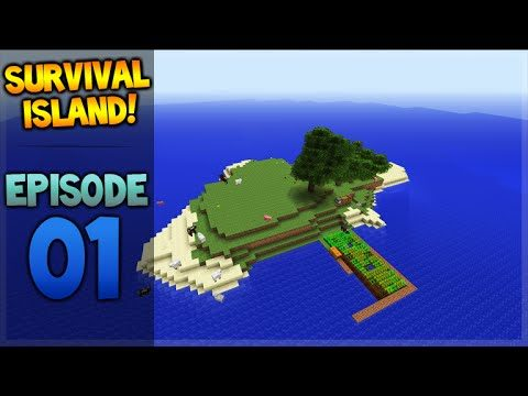 Minecraft Xbox – Survival Island – Lost At Sea Episode 1