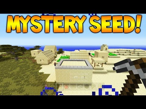MYSTERY SEED CREATOR!! – Minecraft Console Edtion – TU38 AWESOME Mystery Seed Double Black Smith