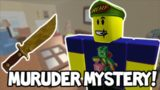 ROBLOX – MURDER MYSTERY 2 – OMG JUMP SCARES! (Xbox One)