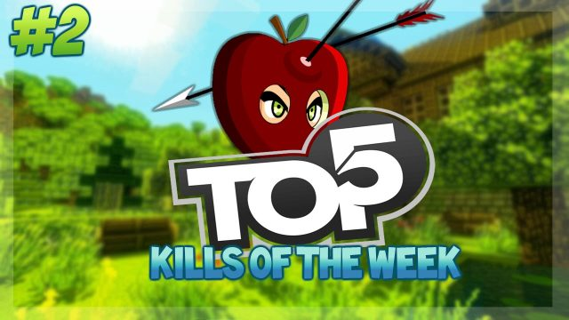 TOP 5 KILLS OF THE WEEK! – Minecraft Battle Mini-Game Top 5 Kills THE PERFECT END! Week 2