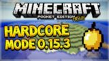 [LIVE] MCPE ULTRA HARDCORE SURVIVAL! – Minecraft Pocket Edition 0.15.4 UHC Survival (Minecraft PE)