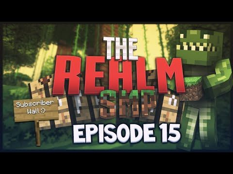 MCPE 0.15.4 REALMS SMP EPISODE 15 – The Subscriber Wall Minecraft PE (Pocket Edition)