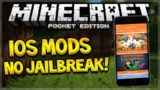 MCPE MODS iOS NO JAILBREAK!! Minecraft Pocket Edition Working iOS Mods NO PC (Pocket Edition)