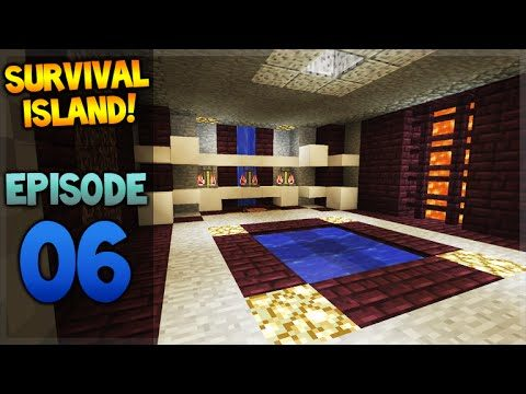 Minecraft Xbox – Survival Island – A nether Journey Episode 6