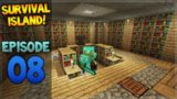 Minecraft Xbox – Survival Island – Skull Hunting! Episode 8