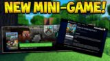 NEW TUMBLE MINI-GAME! Minecraft Console Edition Spleef Mini-Game LEAKED + Battle DLC
