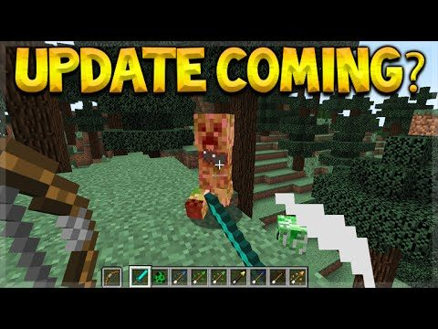UPDATE NEXT WEEK – Minecraft Console Edition – TU40 New Update 4J Teasers (Console Edition)