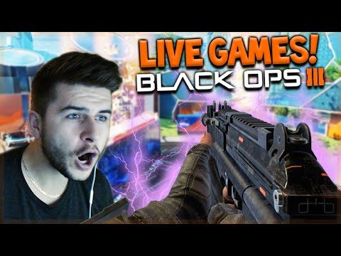 LET'S RANK UP BLACK OPS 3 LIVE! (Call Of Duty Black Ops 3 Multiplayer Gameplay)
