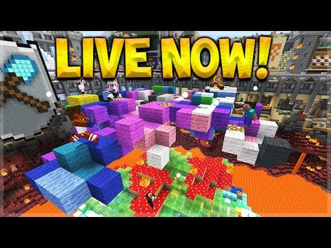 LIVE NOW – Minecraft Console Edition – Tumble Mini-Game Subscriber Battles (Console Edition)