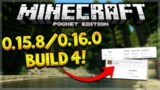 MCPE 0.16.0 BETA BUILD 4 – Minecraft Pocket Edition Beta Build 4, MCPE 0.15.8 (Pocket Edition)
