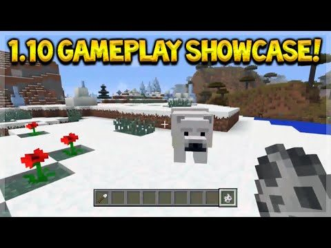 Minecraft Console Edition – 1.10 Update FULL Gameplay Showcase Minecon 2016 (Console Edition)