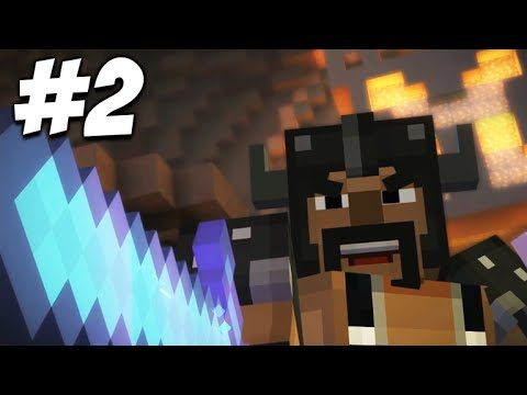 Minecraft Story Mode – Episode 8 – GLADIATOR JUNCTION! (Part 2) A Journey's End!