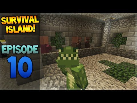 Minecraft Xbox – Survival Island – Bob Villages Episode 10