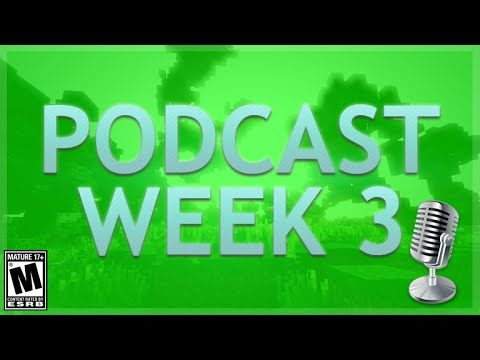 PODCAST WEEK 3 – iPHONE 7 | PS4 PRO | BATTLEFIELD 1 – IP: eckocraft.mcph.co