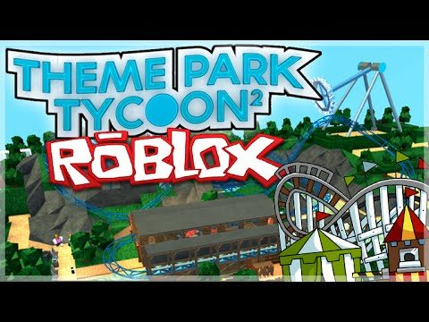 ROBLOX – Theme Park Tycoon 2 – Let's Play Episode 1 – OPEN FOR BUSINESS!