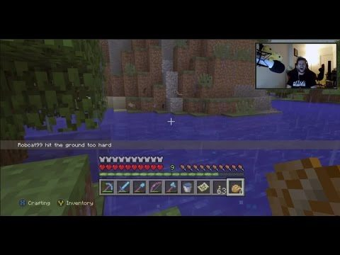 HOW TO DIE IN STYLE – Minecraft