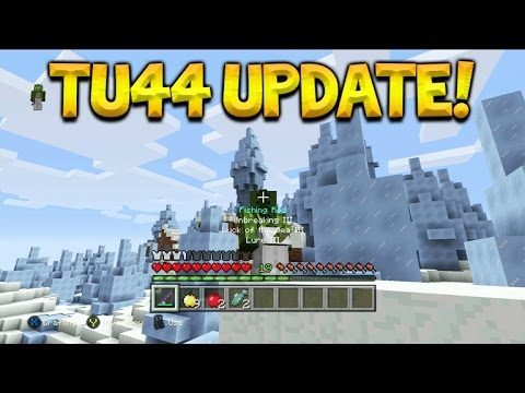 Minecraft Console Edition – Title Update 44 – So What's Coming Next