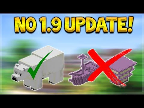 Minecraft Console Edition – TU43 NO 1.9 Combat Update Everything You Need To Know!