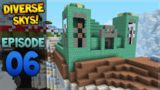 Minecraft Xbox – Diverse Sky's – All Four Corners Episode 6