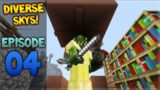 Minecraft Xbox – Diverse Sky's – Getting Things Done! Episode 4