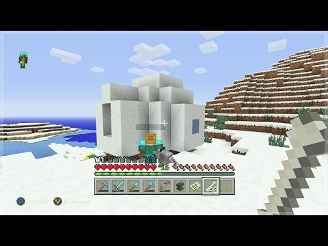 Minecraft Xbox – Soldier Adventures Season 2 – The Igloo Hunt! Episode 80