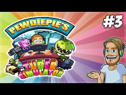 PewDiePie's Tuber Simulator – WE BOUGHT SOME POOP! – Viewing Fans Rooms Episode 3 (Tuber Simulator)
