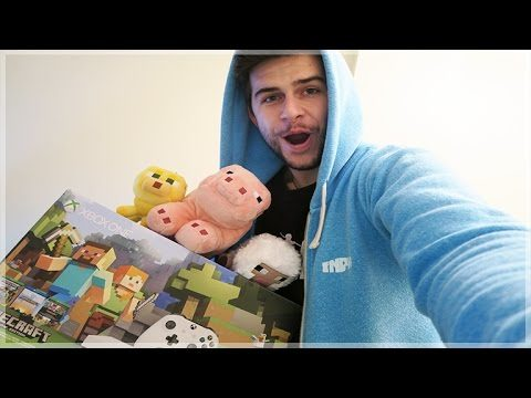 THE BEST EVER MINECRAFT MYSTERY PACKAGE!