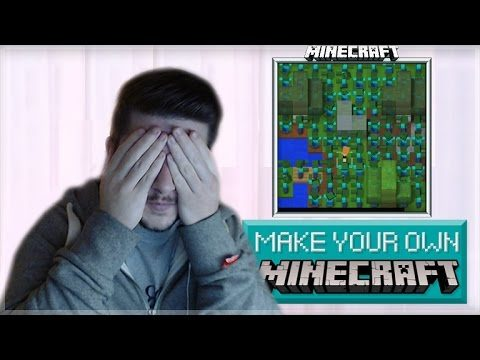 FAILING AT LEARNING TO CODE MINECRAFT 2016 – MAKE YOUR OWN MINECRAFT PART 2