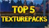 Minecraft Pocket Edition – The Top 5 Texturepack For Minecraft PE 0.16.1+