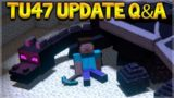 Minecraft Xbox 360 + PS3 – Title Update 47 Q&A Golden Apples Removed + Possible Exclusives
