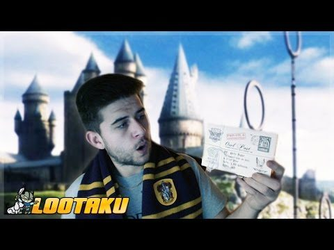 MYSTERY BOX UNBOXING Lootaku Unboxing October/November 2016 (Pokemon + Harry Potter)