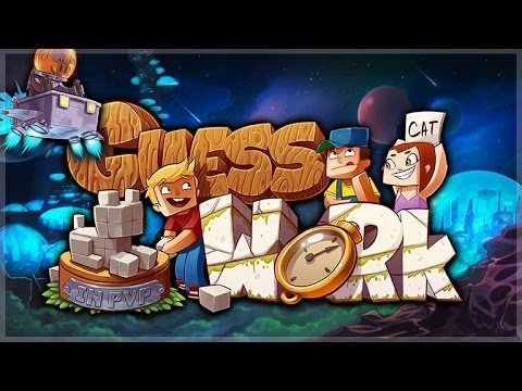 GUESS WORK WITH MCPE DEVS! Minecraft Pocket Edition – InPvP Guess Work Mini-Game!