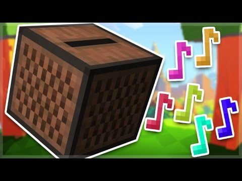 IN GAME MUSIC MCPE Pocket Edition 1.0!