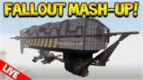 [LIVE NOW] Minecraft Console Edition – TU46 Fallout Mash-Up Pack First Experience