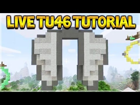 LIVE NOW – TITLE UPDATE 46 NEW TUTORIAL WORLD GAMEPLAY FIRST EXPERIENCE