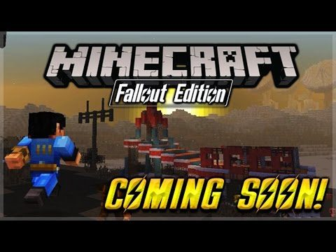 MINECRAFT CONSOLE EDITION – FALLOUT MASH-UP PACK CONFIRMED!