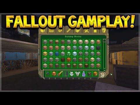 Minecraft Console Edition – NEW TU46 FALLOUT MASH-UP PACK GAMEPLAY PREVIEW!